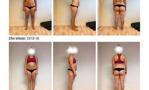 8kg på 12 uger