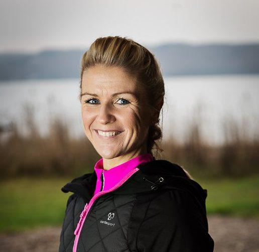 Personlig træner Louise Hallundbæk